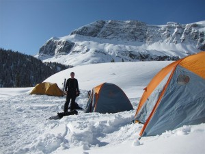 Bulley Glacier area